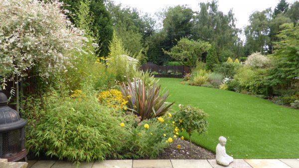 garden designer leicestershire