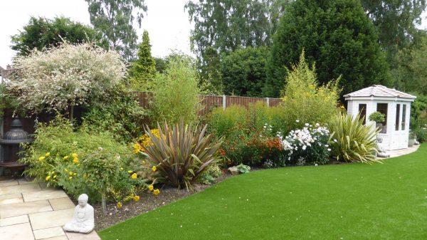 Border Planting Garden Design Services