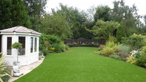 garden designer leicester
