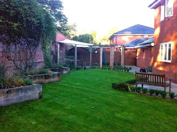 garden design warwick