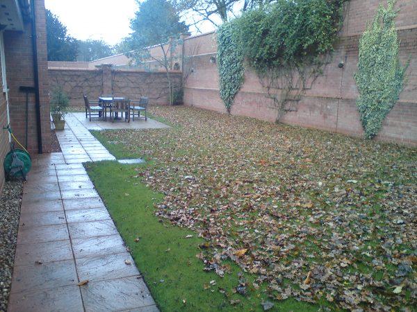 walled gardens, Walled Garden