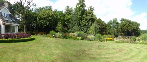 garden design warwick and stafford