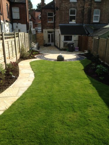 planting design leicestershire