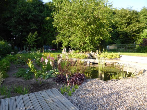 , Country Garden Re-design