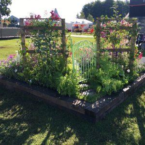 , A Garden Designer's passion pays off